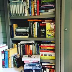 my to-be-read shelf