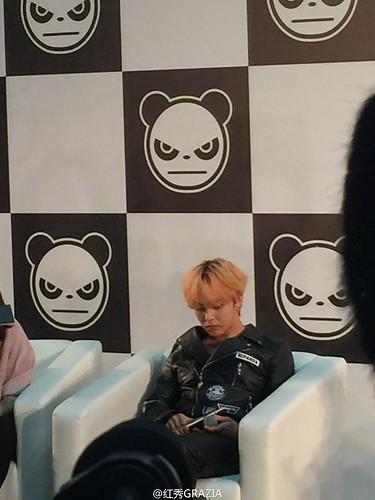 G-Dragon - HIPANDA Event - 31aug2015 - Grazia - 02
