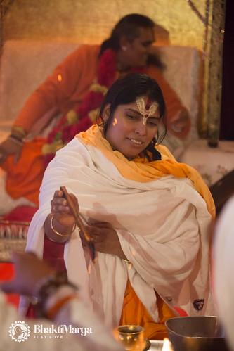 NAVARATRI 2016 Day 2 – Paramahamsa Vishwananda