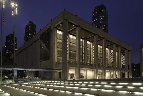 David H. Koch Theater – Lincoln Center – New York