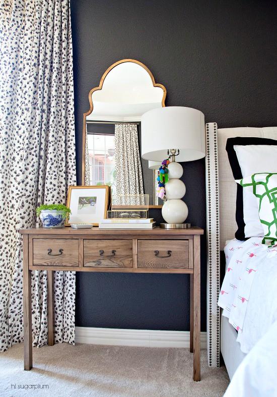 Hi Sugarplum | {One Room Challenge} Master  Bedroom