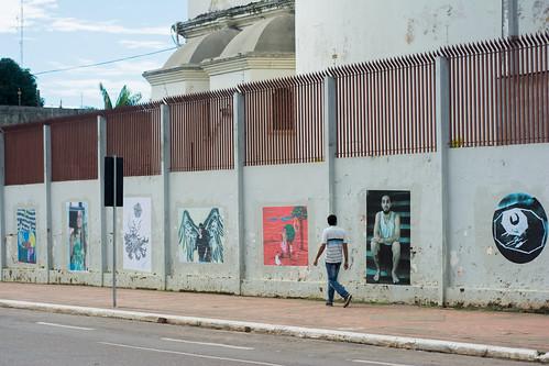 Intervenção Rio Branco_Acre_Artista de Plástico_Talita Oliveira
