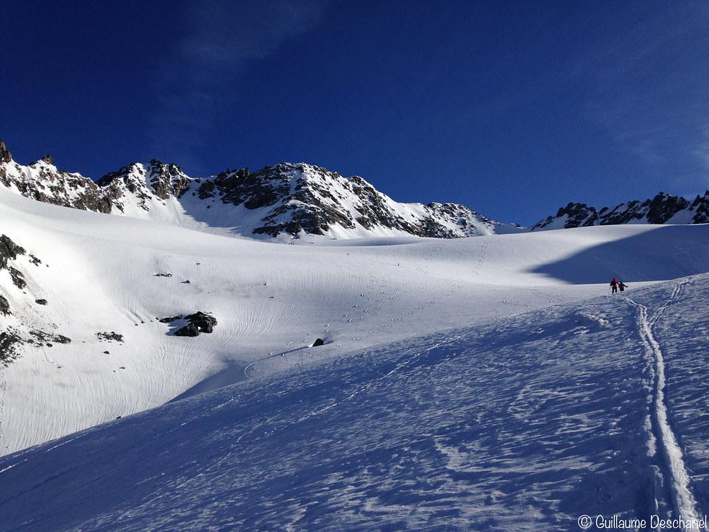 Le Glacier de Chavière