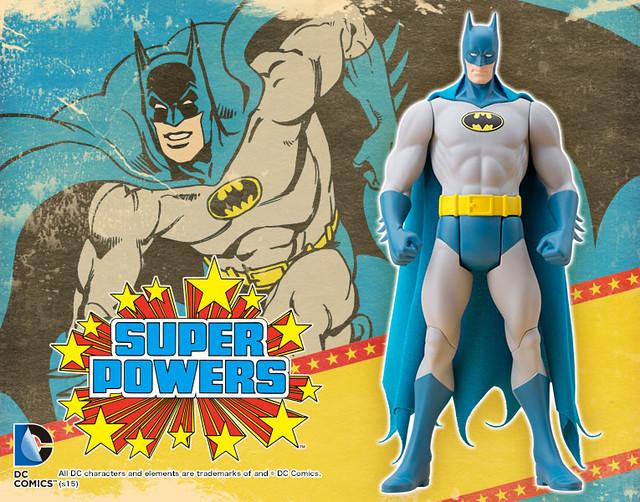 壽屋 ARTFX+ 系列【蝙蝠俠】80 年代復古Batman 1/10 比例