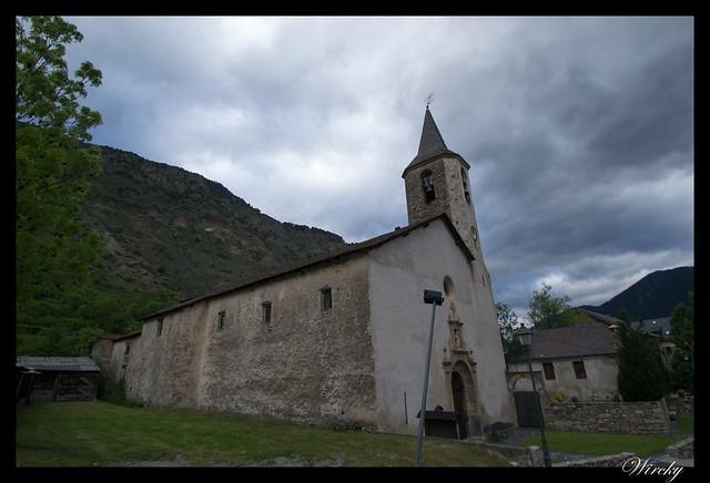 Iglesia de Santa Llogaia