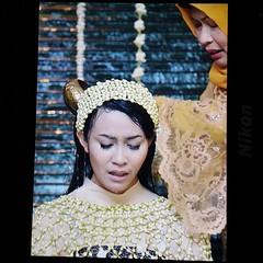 Live report. Fresh from our camera. Today wedding doc for Renni @adityarenni & Ferri @fe_jagoan at Godean Yogyakarta, May 22, 2015. Wedding photo by @Poetrafoto, website http://wedding.poetrafoto.com 👍😊😉