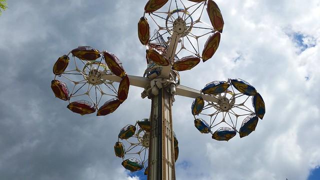 Flying Falcon | At Hershey Park. | By: Joe Shlabotnik ...