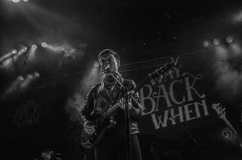 Trümmer @ Way Back When Festival 2015