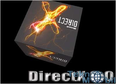 DirectX 9.0c İndir