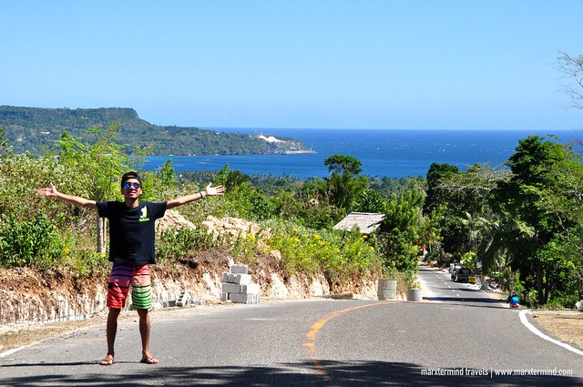Great Overlooking along the Highway in Siquijor