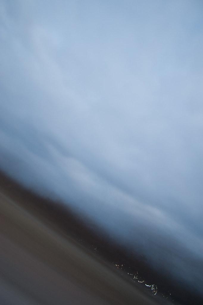 nightfall @ 60 km/h