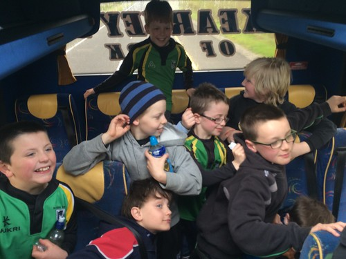 Aviva U10 Mini Rugby Festival 30th April 2016