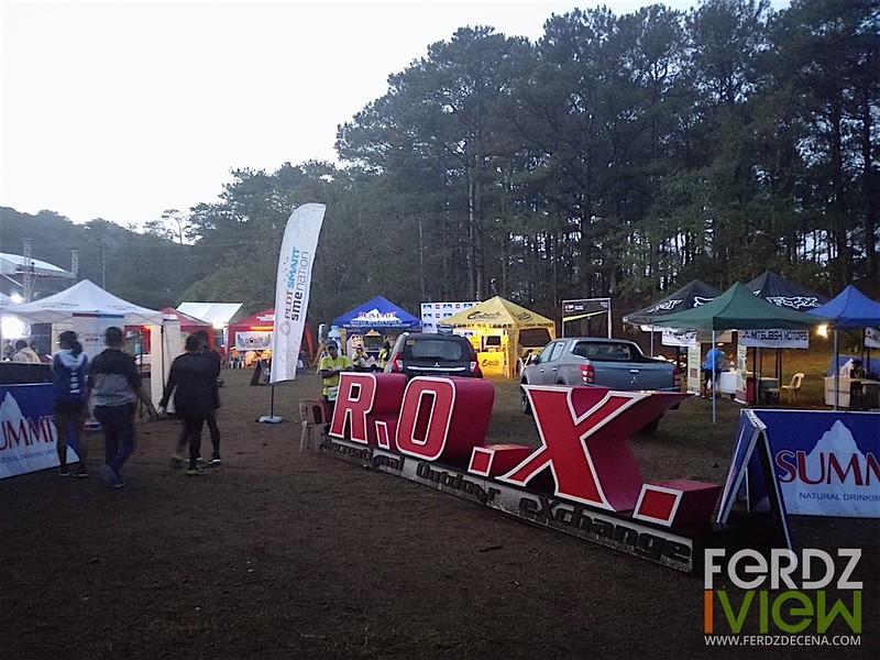 R.O.X at the basecamp