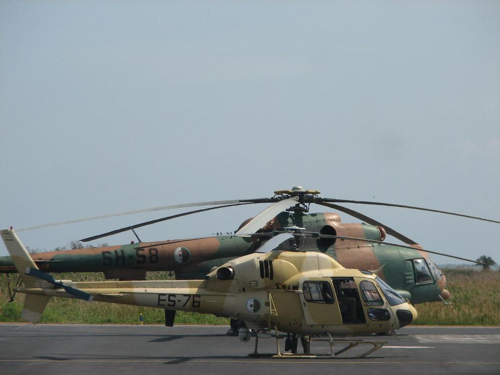 صور مروحيات القوات الجوية الجزائرية Ecureuil/Fennec ] AS-355N2 / AS-555N ] - صفحة 6 27609119815_b5a02f4142_o