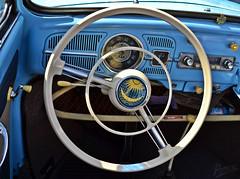 VW Bug Steering Wheel