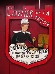 L'ATELIER DE LA CREPE