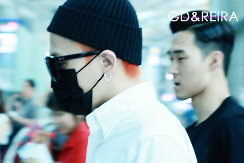 Big Bang - Incheon Airport - 19jun2015 - GDREIRA - 18