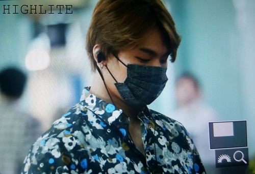 Big Bang - Incheon Airport - 05jun2016 - High Lite - 05