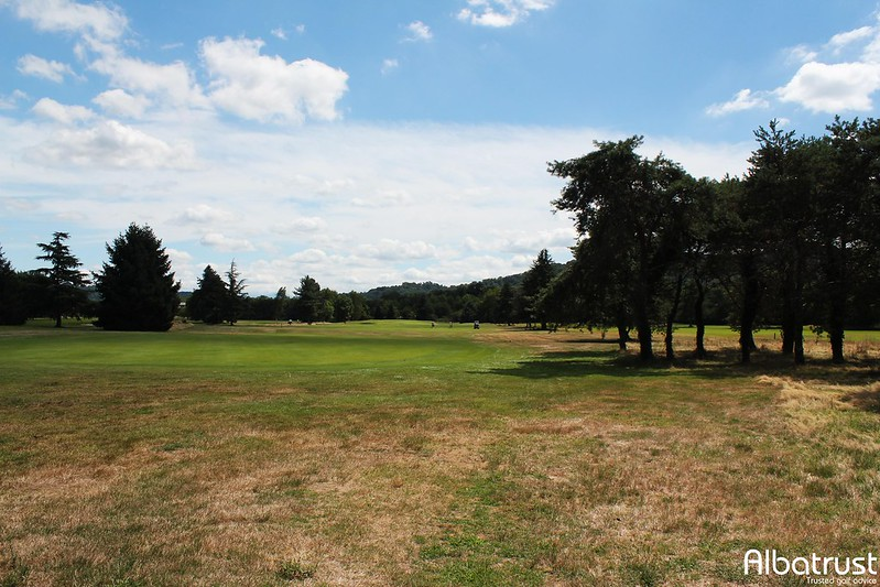 photo du golf Golf De Pau-artiguelouve - Parcours