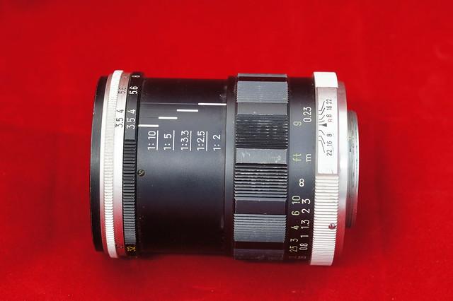 MINOLTA MACRO ROKKOR-QF 50mm F3.5 1