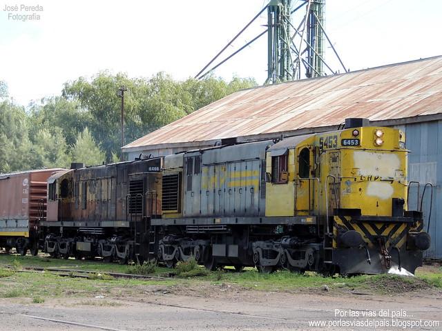 ALCO RSD35 6453 - 6466