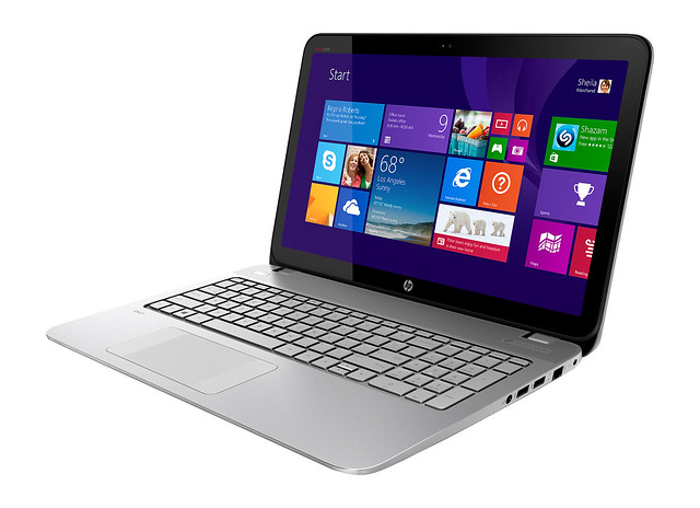AMD FX APU – HP Envy Touchsmart Laptop 2