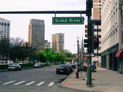 Grand River Ave, Detroit