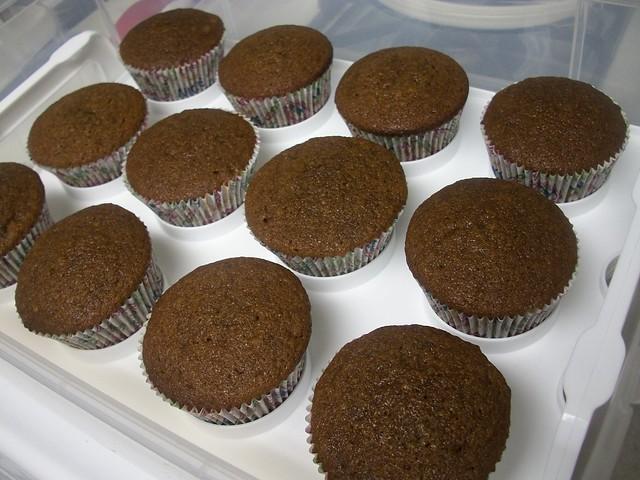 gingerbread cupcakes 10
