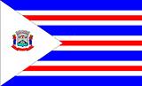 Bandeira da cidade de Jacutinga