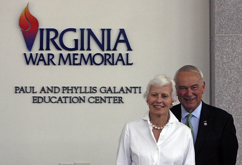 Richmond Times-Dispatch: Phyllis Galanti to be honored with