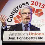 ACTU Congress 2015 - Day 1