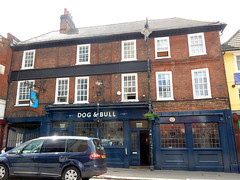 Picture of Dog And Bull, 24-25 Surrey Street