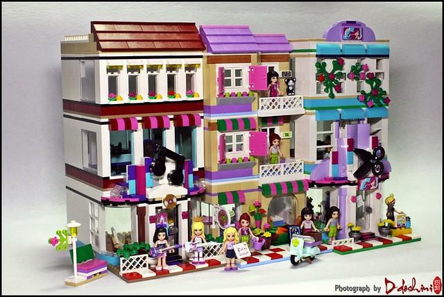 LEGO Friends Modular House