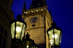 Prague Bokeh