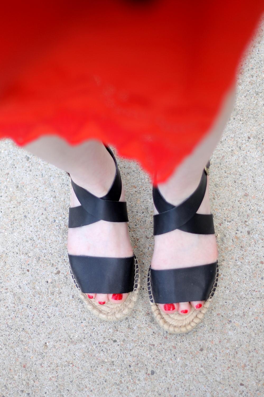 Midi-Dress Dressed Down | Re-Mix-Her
