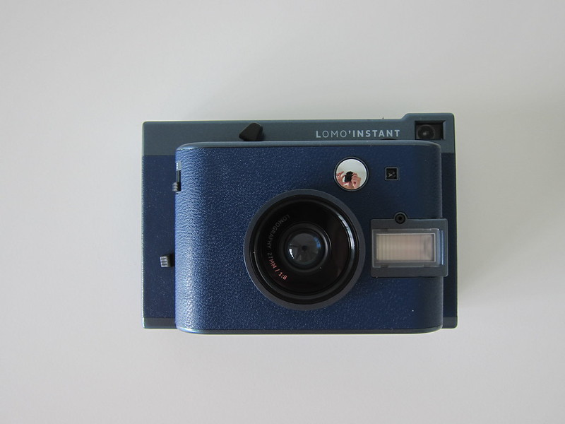 Lomo'Instant - Front