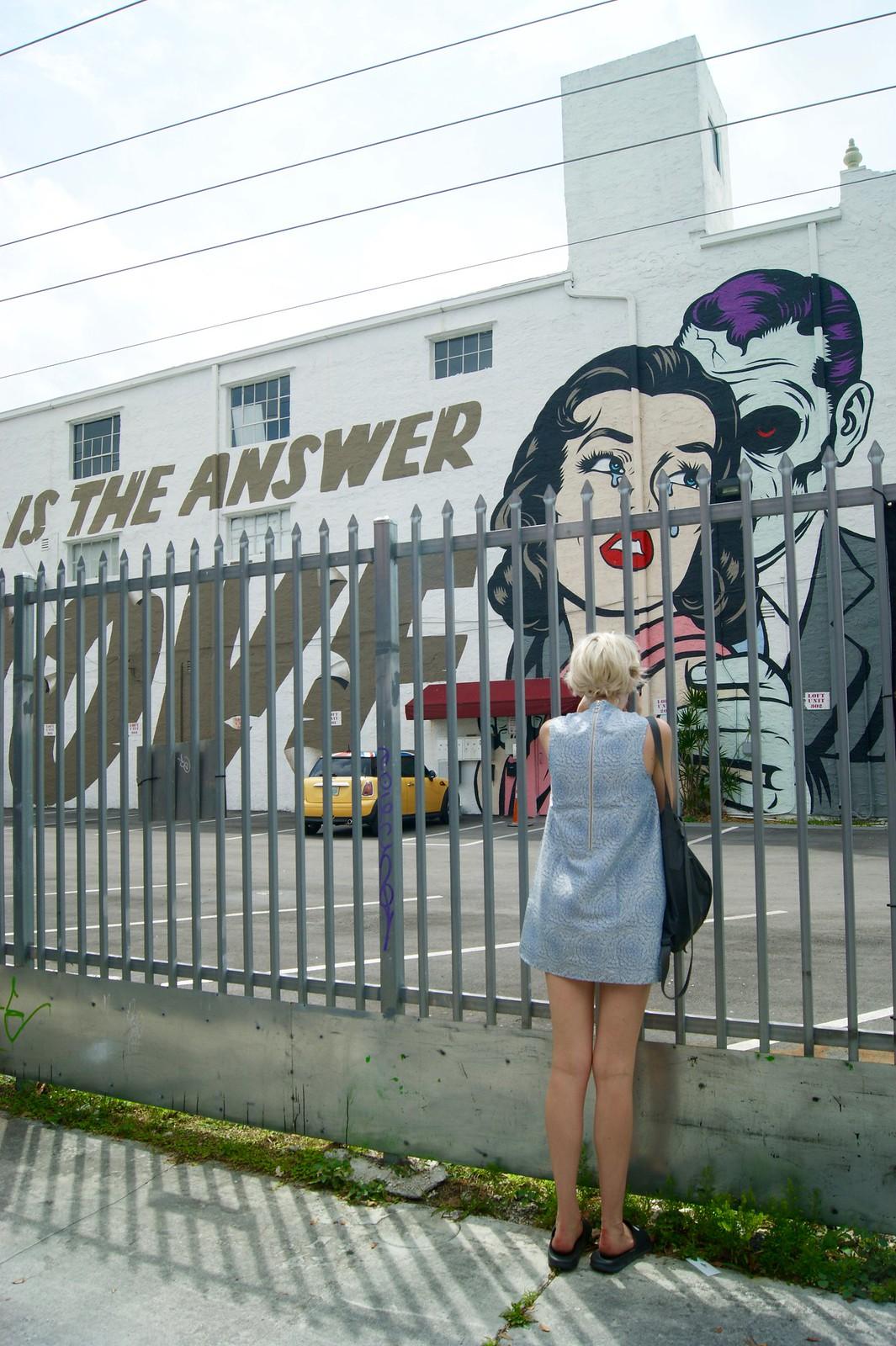 Miami Florida Wynwood 25th 8