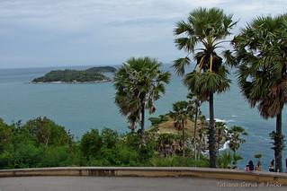 Promthep Cape:  Phuket's most famous viewpoints.