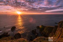 St. Abbs sunrise