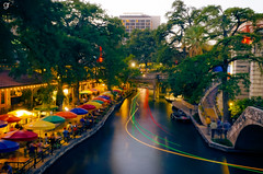 The RiverWalk - San Antonio