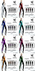 Wicca's Wardrobe - Liara Catsuit All Colors
