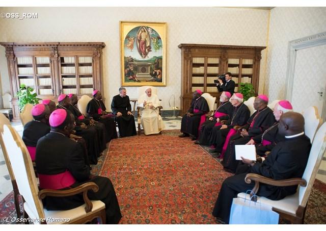 Đức Thánh Cha Kêu Gọi Giáo Hội Tại Congo Tự Lập ...