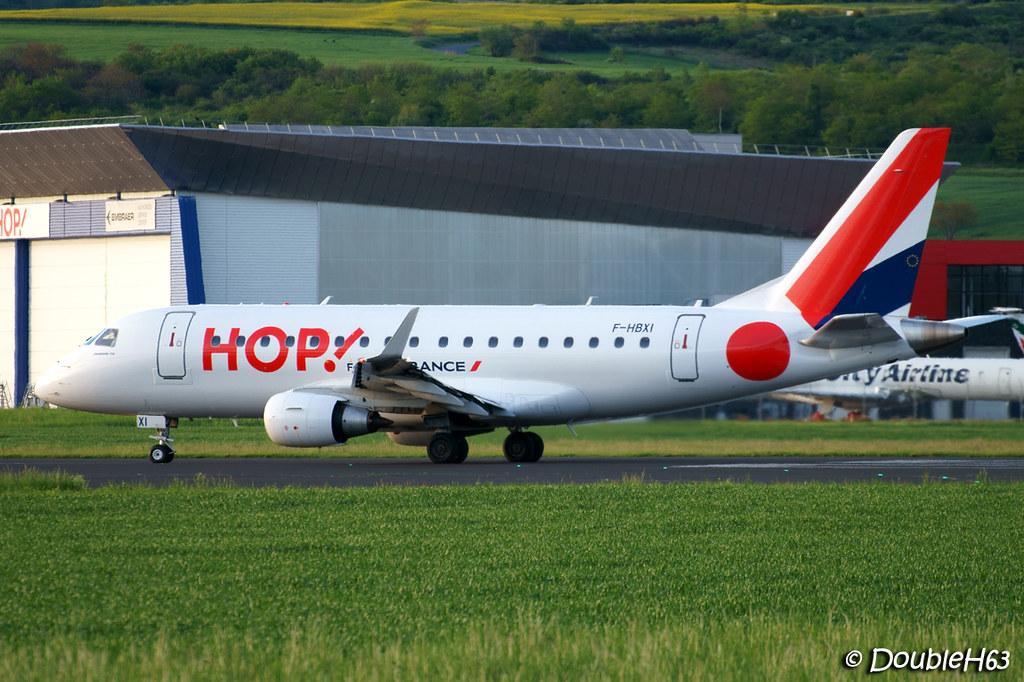 F-HBXI E170 Hop! CFE