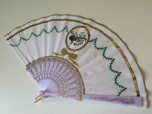 Musical Instrument Fan