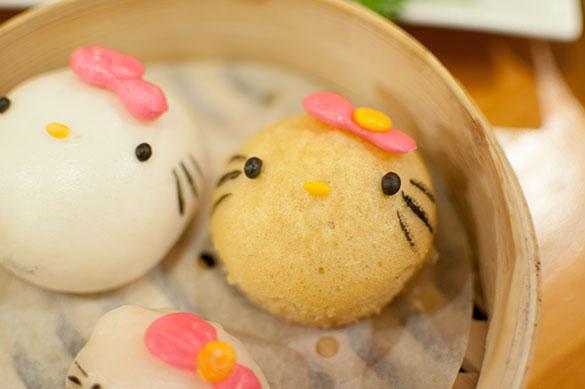 Hello Kitty 馬拉糕 マーラーカオ 蒸しパン
