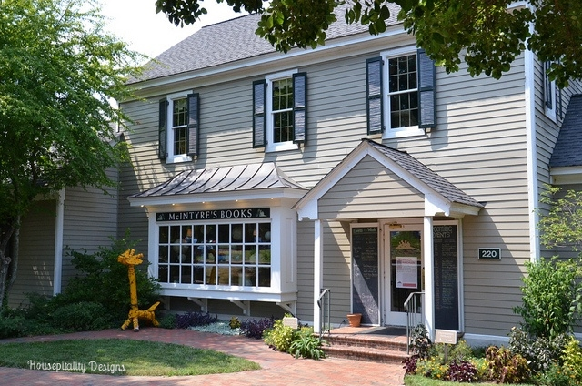 McIntyre's Book Store-Housepitality Designs
