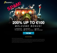 77jackpot aus der Casino-Affiliate-Spam…