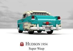 Hudson Super Wasp Two-Door Hollywood Hardtop (1954)