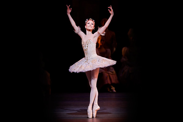 Sarah Lamb in The Sleeping Beauty © ROH / Johan Persson 2011
