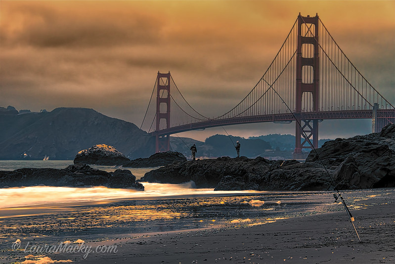 Baker Beach Golden Gate